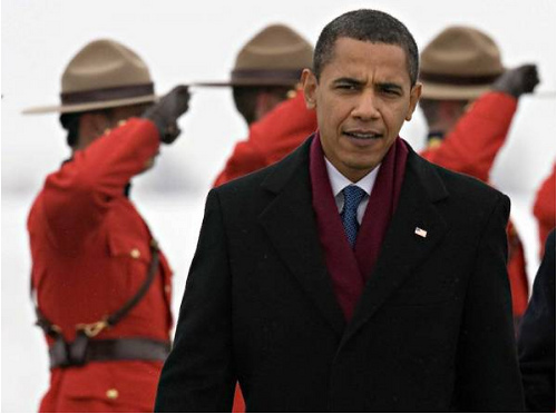Obama canada