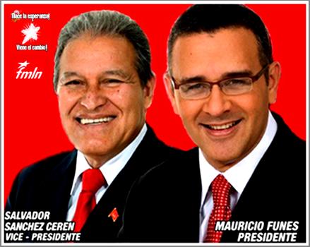 FMLN Slate