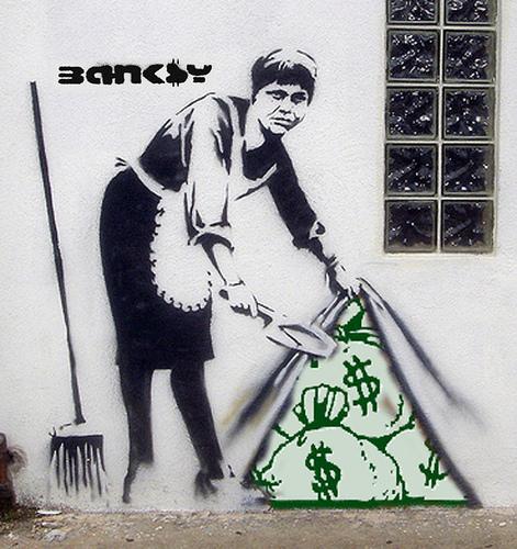 Banksy Money