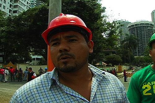 Panama Worker