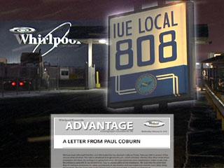 IUE CWA - Whirlpool