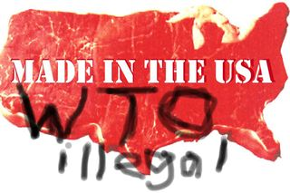 Beef wto