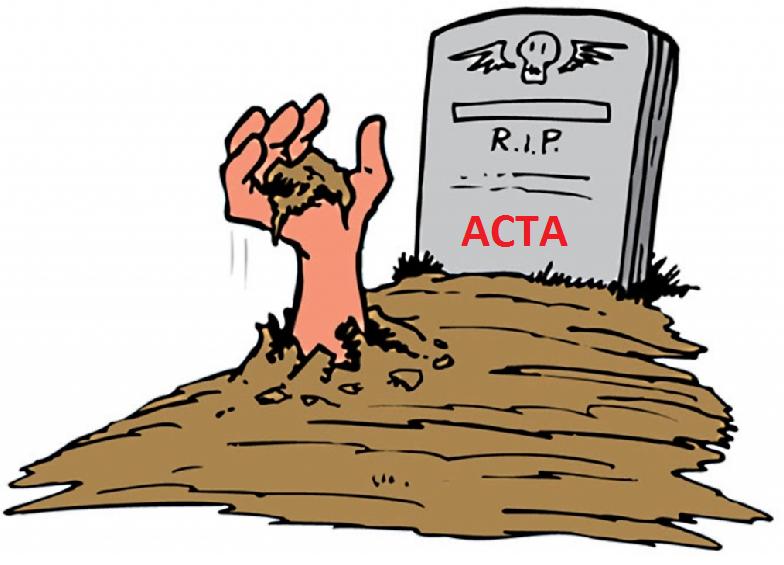 ACTA Rises