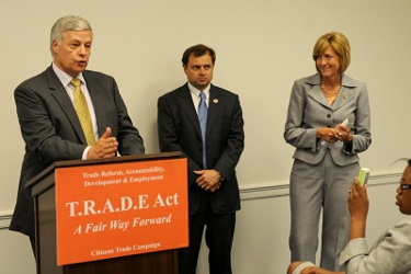 Thank your representative for cosponsoring the TRADE Act!